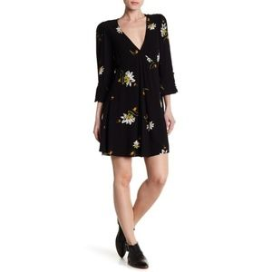NWT Free People Time On My Side Wrap Dress